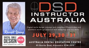 DSD_Course Syd July 29 30 & 31